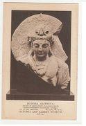 INDIA - GANDHARA SCHOOL - BUDDHA MAITREYA - 1910s ( 1919 ) - Postcards