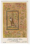 INDIA - MOGUL SCHOOL - PORTRAIT OF AN AGED MULLA - 1910s ( 1908 ) - Postcards