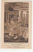 INDIA - MOGUL SCHOOL - AKBAR RECEIVING TWO MANSABDARS - 1910s ( 1905 ) - Postcards
