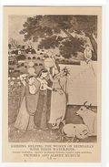 INDIA - RAJPUT SCHOOL - KRISHNA HELPING THE WOMEN OF BRINDABAN - 1910s ( 1900 ) - Postcards