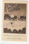 INDIA - JAIPUR SCHOOL - RAGINI BHAIRAVI OR SIVA WORSHIP AT SUNSET - 1910s (1904) - Postcards