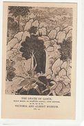 INDIA - MOGUL SCHOOL - THE DEATH OF QAMIR - 1910s ( 1903 ) - Postcards
