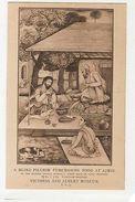 INDIA - MOGUL SCHOOL - BLIND PILGRIM PURCHASING FOOD AT AJMIR - 1910s ( 1902 ) - Postcards