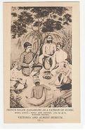 INDIA - MOGUL SCHOOL - PRINCE SALIM AS A PATRON OF MUSIC - 1910s ( 1898 ) - Postcards