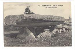 17169 - Locmariaquer Table Des Marchands - Locmariaquer