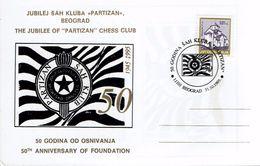 Schaken Schach Chess Ajedrez - Joegoslavie Jugoslawien Yugoslavia - Beograd 1995 - Echecs