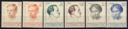 Luxembourg: Mi.nr. 333 - 338, Yv 325 - 329 1939 Postfrisch/neuf Sans Charniere /MNH/** - Luxemburg