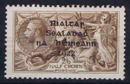 Ireland:  1922 Mi Nr 11 MH/* Falz/ Charniere - Nuovi