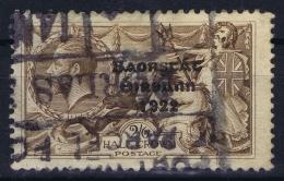 Ireland:  1922 Mi Nr 37 Obl./Gestempelt/used - 1922-37 Stato Libero D'Irlanda