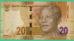 20 Rand - South African - N° AH1054808B - Spl - - Suráfrica