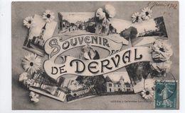 SOUVENIR DE DERVAL (44) - Derval