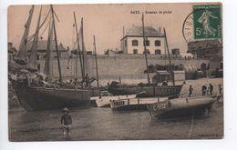 BATZ (44) - BATEAUX DE PECHE - Batz-sur-Mer (Bourg De B.)