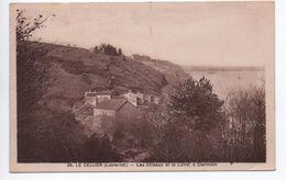 LE CELLIER (44) - LES COTEAUX ET LA LOIRE à CLERMONT - Le Cellier