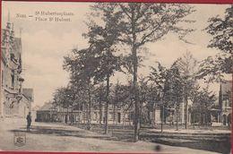 Niel Aan De Rupel St Sint Hubertusplaat Place St Hubert - Berchem Anvers Uitg. Frans De Vries Boeckx - Niel