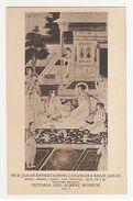 INDIA - MOGUL SCHOOL NUR JAHAN ENTERTAINING JAHANGIR & SHAH JAHAN 1910s ( 1899 ) - Postcards