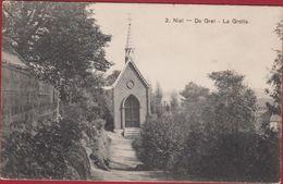 Niel Aan De Rupel De Grot La Grotte ZELDZAAM 1909 - Niel