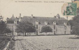 Saint Aubin Des Châteaux 44 -  Château Du Plessis XVIIème Et XVIIIème Siècle - Altri Comuni