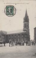 Saint Aubin Des Châteaux 44 -  Eglise - Cachet 1906 - Altri Comuni