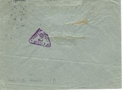 WARSZAWA - VARSOVIE - Imprimé 16 Avril 1917 Fischer 1a - ....-1919 Provisional Government