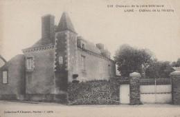 Ligné 44 - Château De La Pérètrie - Ligné