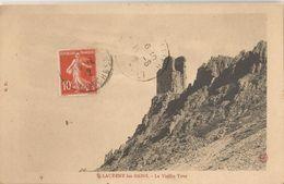 Saint Laurent Les Bains :   La Vieille Tour 1912 - Other Municipalities