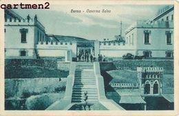 DERNA CASERMA SALSA LYBYE - Libye