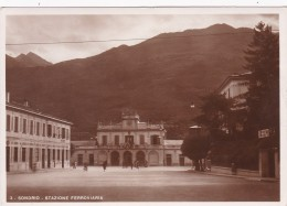Sondrio - Stazione Ferroviaria (3) * 22. 3. 1944 - Sondrio