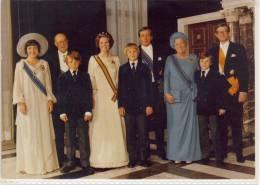 NEDERLAND -  BEATRIX And De Koninklijke Familie - Koninklijke Families
