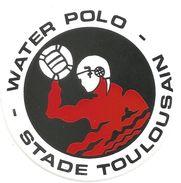 Autocollant / Sticker / Aufkleber - Stade Toulousain : Water Polo - [sport] - Stickers