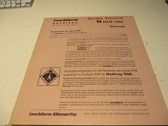 ÖSTERREICH  1967 Bis 1977 Und 1985 Bis 1987  LEUCHTTURM-FALZLOS-VORDRUCKTEXT Mit  Ein  Paar  MARKEN - Vordruckblätter
