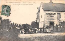 35 - ILLE ET VILAINE / 35550 - Laillé - La Halte - Restaurant De L' Ouest - Beau Cliché Animé - Other Municipalities