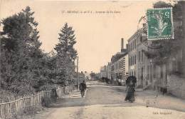 35 - ILLE ET VILAINE / 35621 - Messac - Avenue De La Gare - Altri Comuni