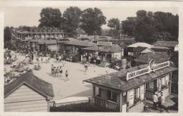 KLOSTERNEUBURG (NÖ) - Städt.Strandbad, Fotokarte Um 1930 - Klosterneuburg