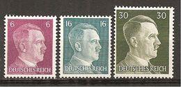 DR 1941 // Mi. 785,790,794 ** - Deutschland