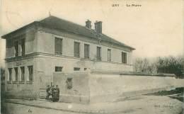 77 . N°36979.ury.la Mairie - Other Municipalities