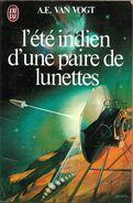 J'ai Lu 1057 - VAN VOGT, A.E. - L'Eté Indien D'une Paire De Lunettes (1980, BE+) - J'ai Lu