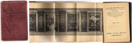 CATALOGO ANTONIO RIGUZZI & FIGLI BOLOGNA  FERRI ACCIAI METALLI FERRAMENTA ANNO 1926  ELEGANTE EDIZIONE  DI 100 PAGINE - Médecine, Biologie, Chimie