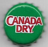 3/14 - BELGIQUE / CAPSULE SODA CANADA DRY - Soda