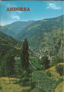 Principat D' Andorra , SAN JULIA DE LORIA , Vista Aeria , Vue Aérienne , Aerial View , 1984 - Andorre