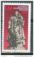 DDR - Einzelmarke Mi-Nr. 2945 Aus Block 82 Postfrisch - DDR