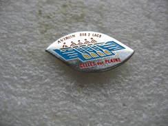 """Pin's Du Club """"Aviron Des 2 Lacs"""" Dans La Commune De CELLES Sur PLAINE (Dépt 88) - Rowing"""