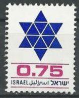 ISRAEL 1977 MI-Nr. 721 ** MNH - Israel