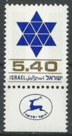 ISRAEL 1978 MI-NR. 760 ** MNH - Ongebruikt (met Tabs)