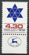 ISRAEL 1980 Mi-Nr. 821 ** MNH - Ongebruikt (met Tabs)