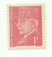 514- Effigies Du Maréchal Pétain (1941-42) - 1941-42 Pétain