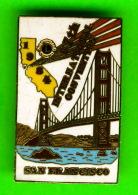 PIN'S, ÉPINGLETTES - CLUB LIONS DE SAN FRANCISCO - 1984, 67TH INTERNATIONAL CONVENTION - - Associations