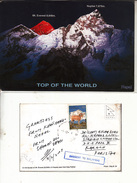 Nepal Airmail Postcard To Pakistan, Stamps Animals  (X-535) - Nepal