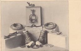 Nurnberg 44th Anthropology Congress 1913, Jewelry Woman's Grave Beckerhoelzl Bei Gaisheim, C1910s Vintage Postcard - History