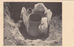 Nurnberg 44th Anthropology Congress 1913, Burial Urn Near Altensittenbach Bavaria, C1910s Vintage Postcard - History