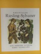 4623 - Rheintaler Riesling-Sylvaner  Suisse - Etiquettes